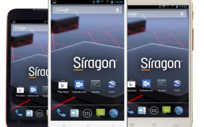 Síragon Smartphone SP-7000