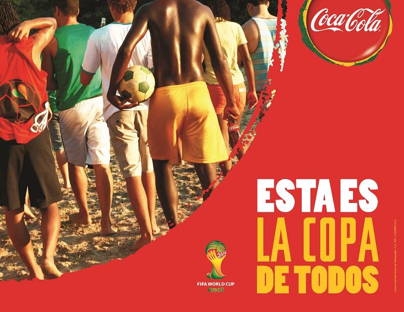 Coca-Cola La Copa de Todos Brasil 2014