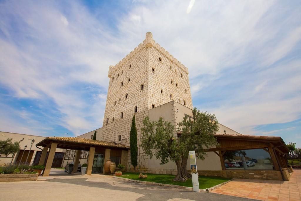 Hotel Chateau Pago de Cirsus Alejandro Gómez Sigala