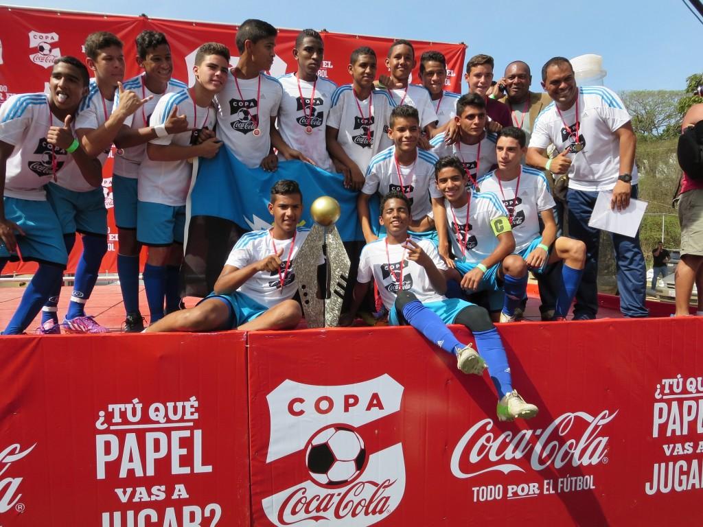 Copa Coca-Cola 2015 Zulia FC Campeón 2 (1)