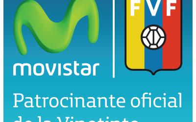 Movistar patrocinante oficial de la Vinotinto