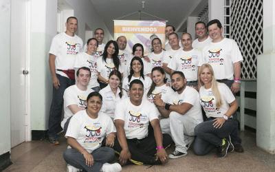 Voluntariado del grupo Toyota