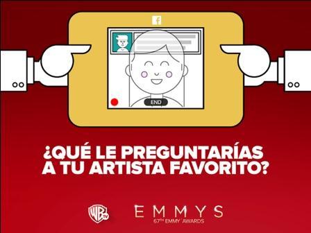 Mentions Box de FB en EMMY por Warner
