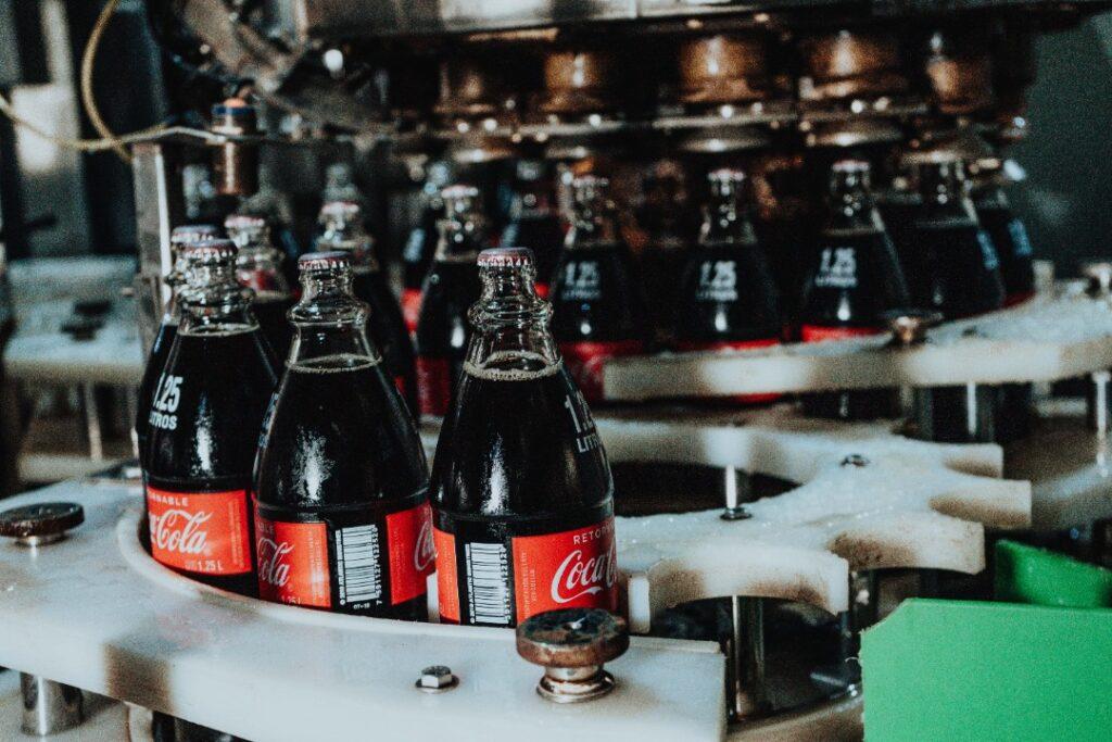 Botella retornable de 1,25 L